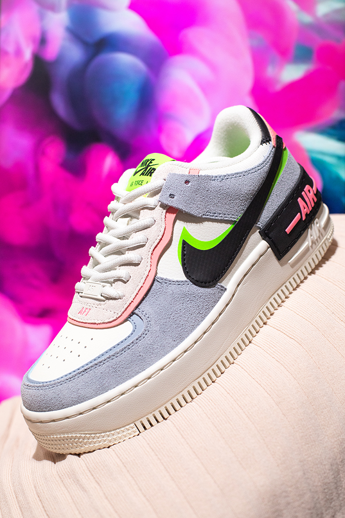 Nike WMNS Air Force 1 Shadow Sunset Pulse - TDD