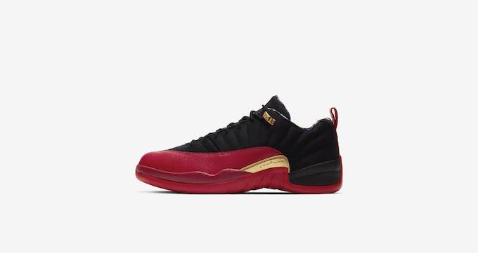 Nike Air Jordan 12 Low - The Drop Date