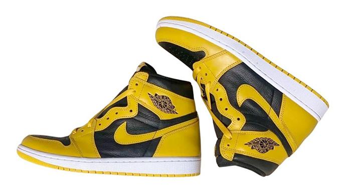 Nike Air Jordan 1 High OG Pollen - nike air huarache city move ...