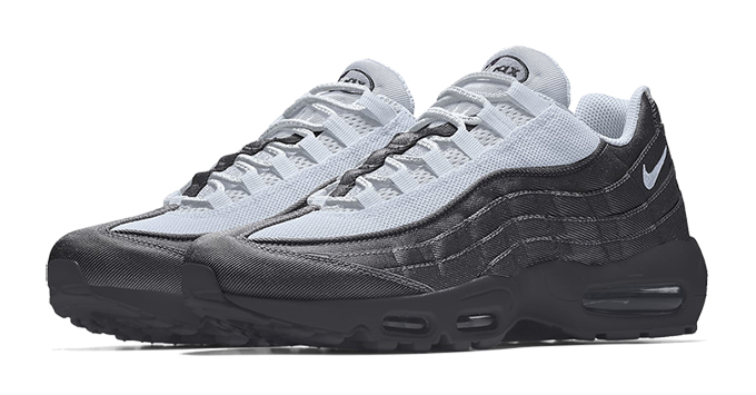 Nike Air Max 95 By You - The Drop Date