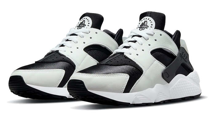 Nike Air Huarache OG Black White - clot x nike air force 1 white ...