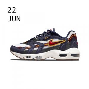 Nike Air Max 96 II Dark Denim