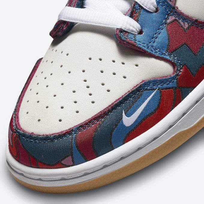 Nike x Parra SB Dunk Low