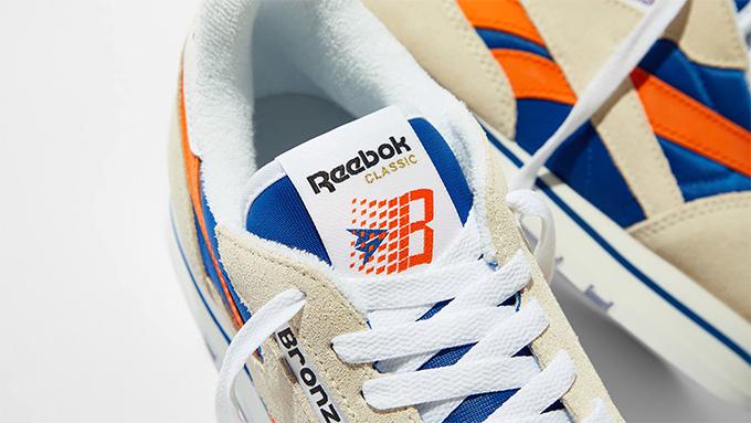 Reebok X Bronze 56K Classic Leather