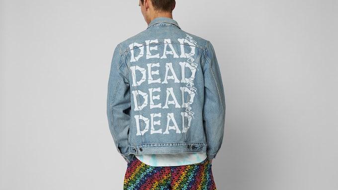 Levi's Vintage Clothing x Grateful Dead Collection