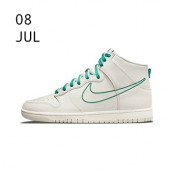 Nike Dunk High First Use Green Noise Feat 172x172