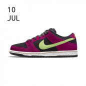 Nike SB Dunk Low red Plum feat  172x172