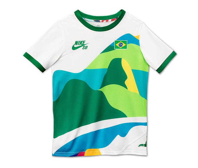 Nike SB Federation Kits Brasil