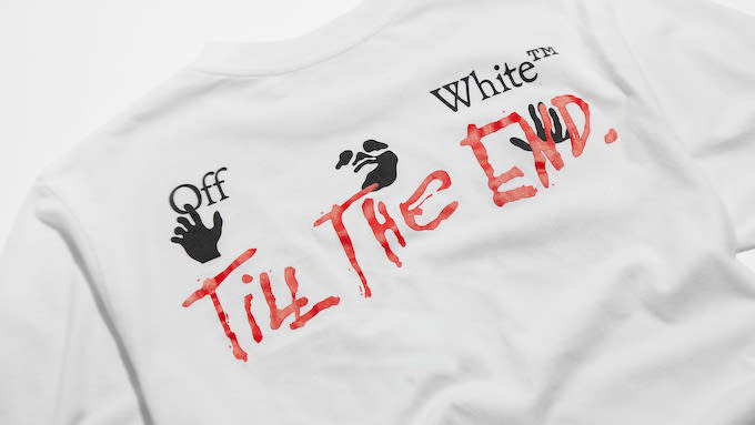 END. x Off-White Till the END Collection