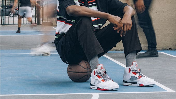Nike Air Jordan x Quai 54 2021 Collection
