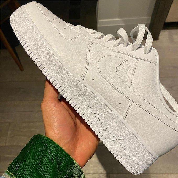 Nike x Drake Air Force 1 Low Certified Lover Boy