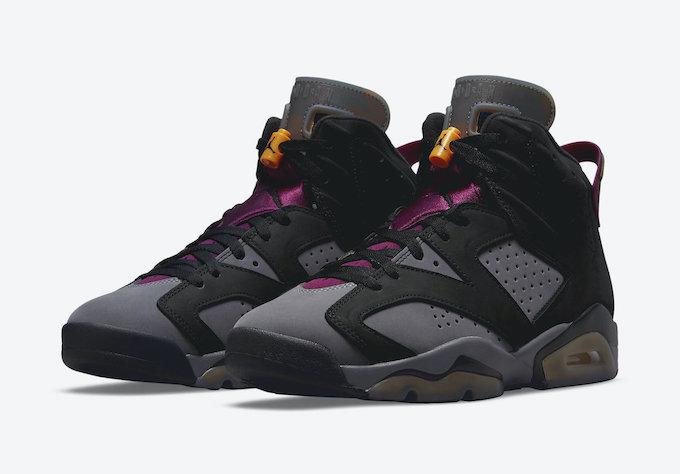 Nike Air Jordan 6 Bordeaux CT8529-063 - The Drop Date