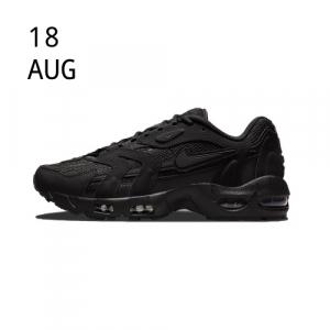 Nike Air Max 96 II Triple Black DJ0328-001