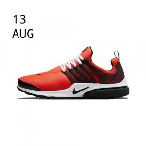 Nike Air Presto Orange CT3550-800