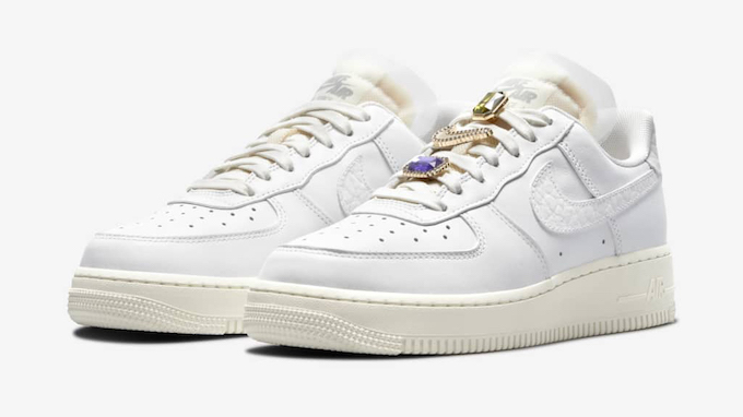 Nike Air Force 1 Jewels DN5463-100 - The Drop Date