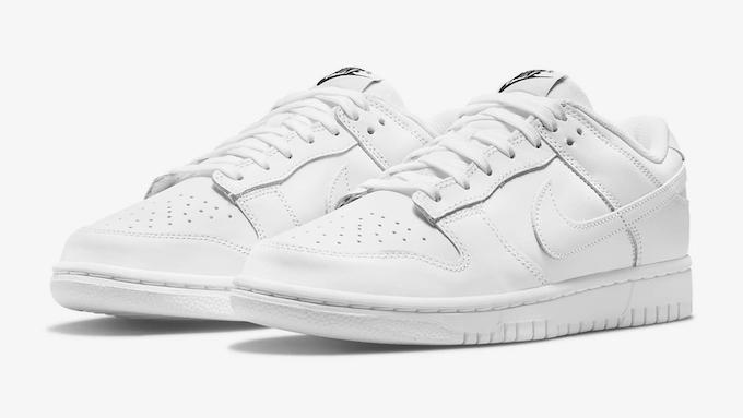 Nike Dunk Low Triple White DD1503-109