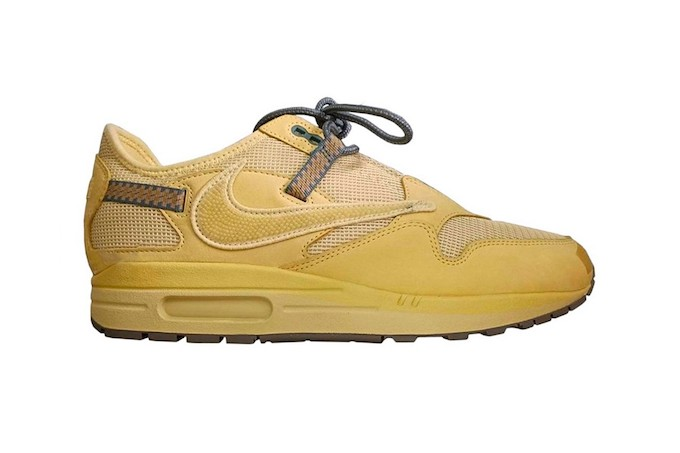 Nike x Travis Scott Air Max 1 Wheat