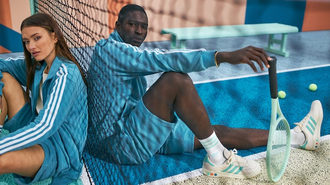 adidas x END. Tennis Club Collection