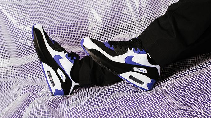 Nike Air Max 90 Persian Violet DB0625-001 - TDD