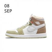 Nike Air Jordan 1 Zoom Air Comfort Olive Aura CT0979 102 feat 172x172
