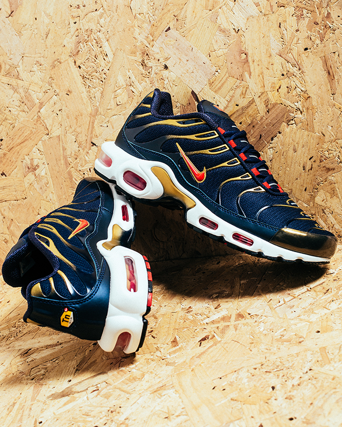 Nike Air Max Plus OG Olympic DH4682-400 - The Drop Date