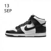 Nike Dunk High Black White DD1399 105 feat 172x172