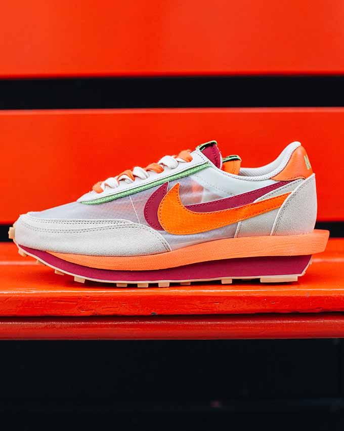Nike x CLOT x sacai LDWaffle