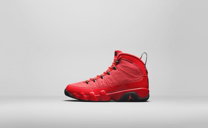 Jordan Brand Holiday 2021 Retro Footwear Collection