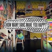 HUCK PRESENTS... HOW MANY VANS MAKE YOU HAPPY?