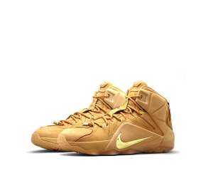 NIKE LEBRON XII EXT WHEAT F