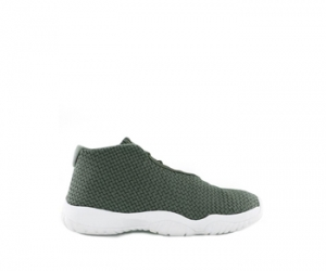Nike Air Jordan Future Iron Green White woven f