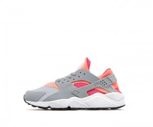 Nike air huarache light magnet grey bright mango fuschia frolic f