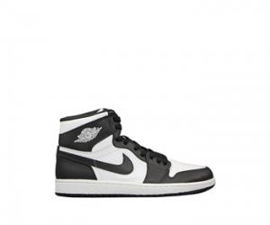 Nike air jordan 1 black white og retro p