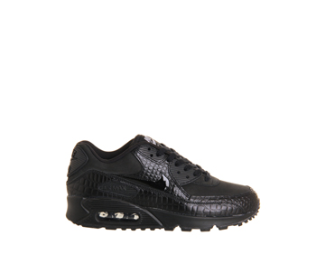 NIKE AIR MAX 90 WMNS - BLACK CROC - AVAILABLE NOW - The Drop Date