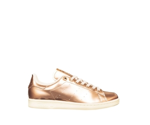 SNEAKERSNSTUFF X ADIDAS ORIGINALS STAN SMITH COPPER KETTLE - BREWERY PACK gold metallic f