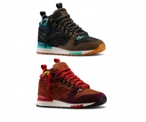 The Drop Date Reebok GL6000 Mid winter wonderland navajo f