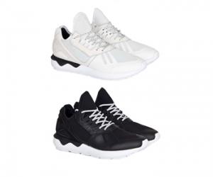 adidas consortium tubular runner black white f