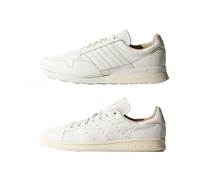 adidas made in germany pack stan smith zx 500 leather white f