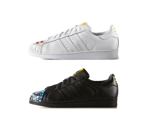 adidas originals pharrell williams supershell artwork black white p