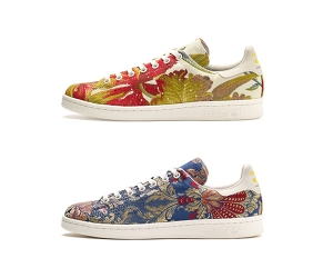 adidas originals stan smith pharrell jacquard floral f
