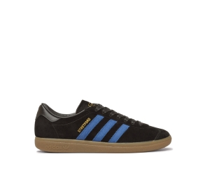 adidas originals stretford black blue manchester united p