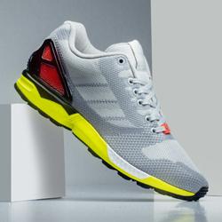 adidas originals zx flux weave onix f