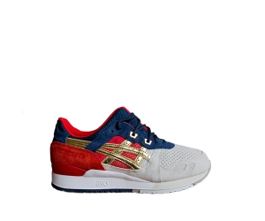 asics x concepts gel lyte iii 3 25th anniversary blue red gold grey tea party f