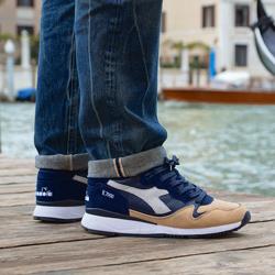 diadora v7000 blue corsair
