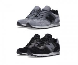 new balance 576 m576plg m576plk black grey suede leather f