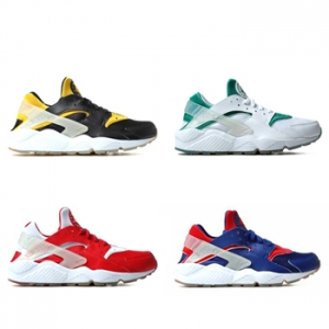 nike air huarache city pack london berlin paris milan 704830-610 704830-130 704830-080 704830-460 f