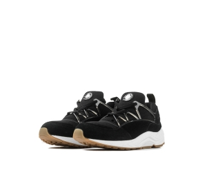 nike air huarache light black gum white p