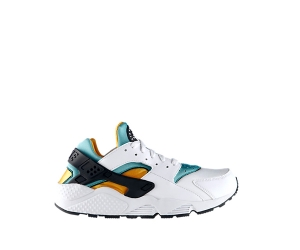 nike air huarache university gold sport turquoise white 318429-137 p