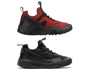 nike air huarache utility black gym red 806807-600 806807-002 f2