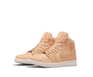 nike air jordan 1 pinnacle vachetta tan sail white 705075-201 f2